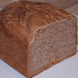 Ржаной хлеб с мелассой