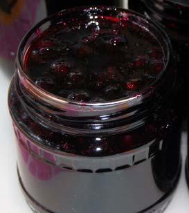Желе из ягод черной смородины на зиму