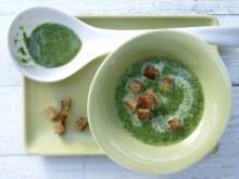 Как приготовить суп из шпината
