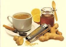 Чай из имбирного корня, лечащий простуду, заболевания горла и депрессию