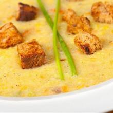Картофельный суп-пюре по‑японски