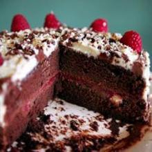 Шоколадный торт Трюфель