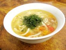 Рецепт куриного супа с яичной лапшой