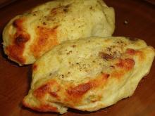 Картофельные пирожки с грибами в аэрогриле
