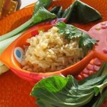 Рис с луком на гарнир