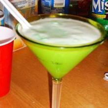 Зеленый грог