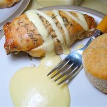 Медово-горчичный соус для рыбы