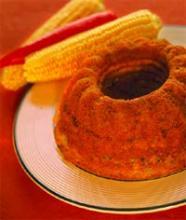 Кукурузный острый кекс