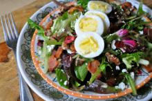 Рецепт полезного салата