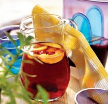 Рецепт сангрии