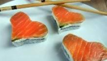 """Закуска суши """"Love"""""""