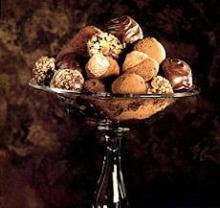Домашние шоколадные трюфеля